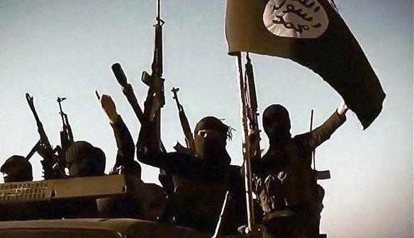 Guerriglieri del gruppo Isis