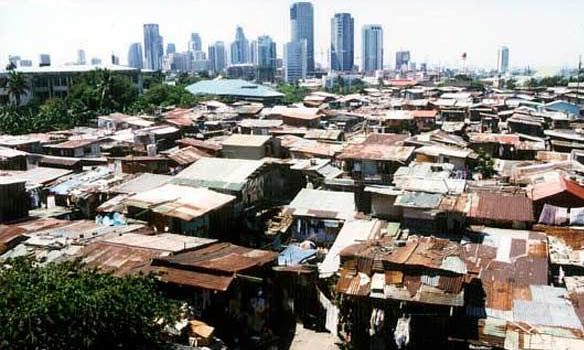 pobres y ricos en México