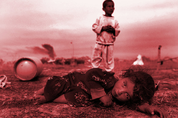 bambini iraq